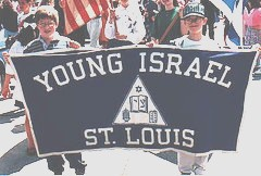 Young Israel parade